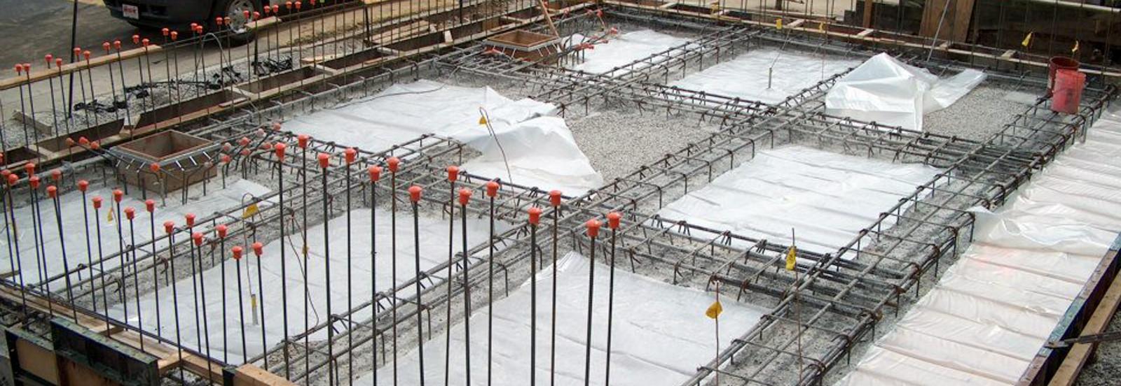 Leavcon Ii Concrete Construction Foundations
